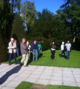 Rundvisning i Brandts Have